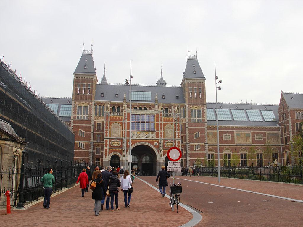 Rijksmuseum , Amsterdam