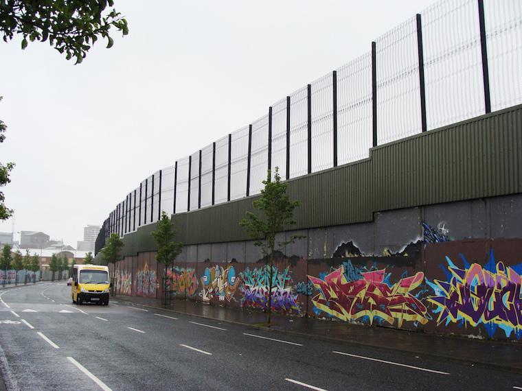 Belfast - Linhas da Paz