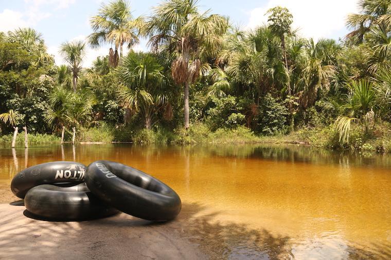 Boia cross no Rio Formigas - Barreirinhas