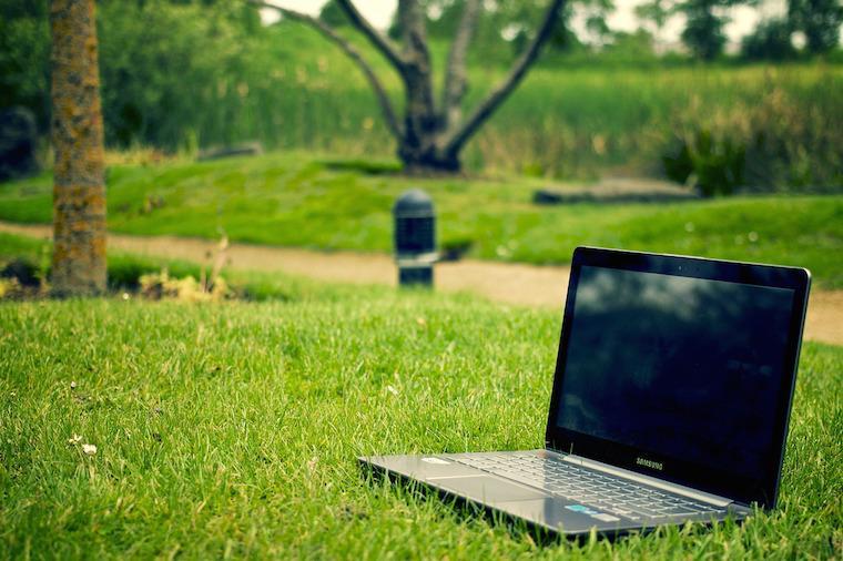 Computador - nomade digital - trabalho