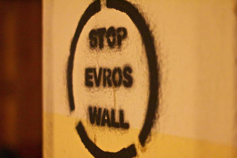 Evros Wall: Muro entre Grécia e Turquia