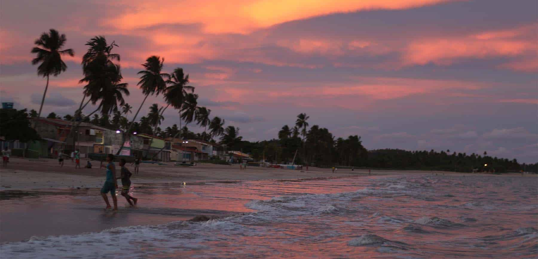 Maragogi, Alagoas: praias à moda do Caribe no nordeste