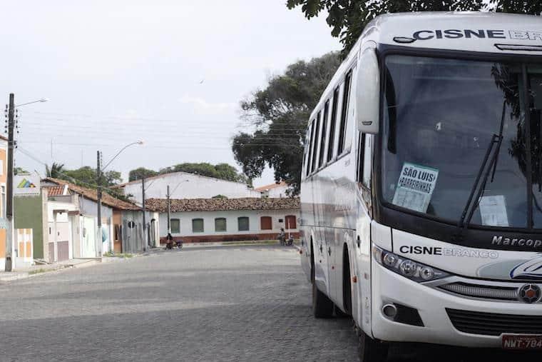 Ônibus para Barreirinhas