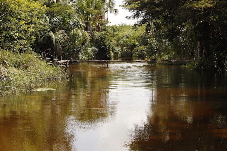Rio Formigas em Cardosa, Maranhão