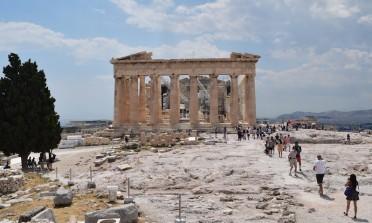 História e mitologia da Acrópole de Atenas
