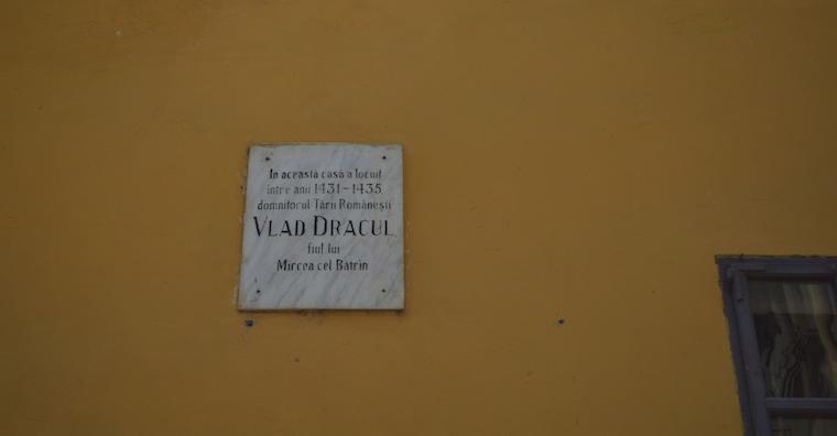 Casa de Vlad Dracul em Sighisoara