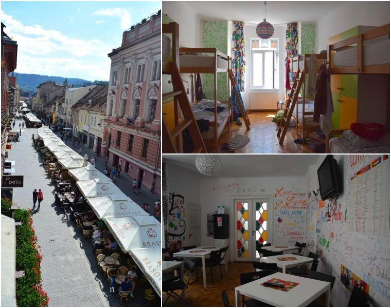 Centrum House Hostel Onde ficar em Brasov