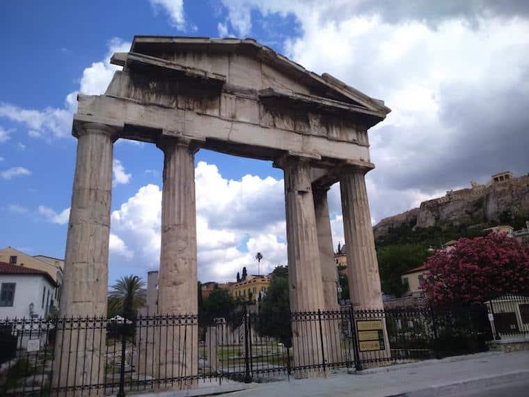 O que fazer em Atenas Grécia agora romana