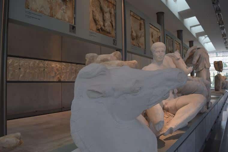 O que fazer em Atenas Grécia museu