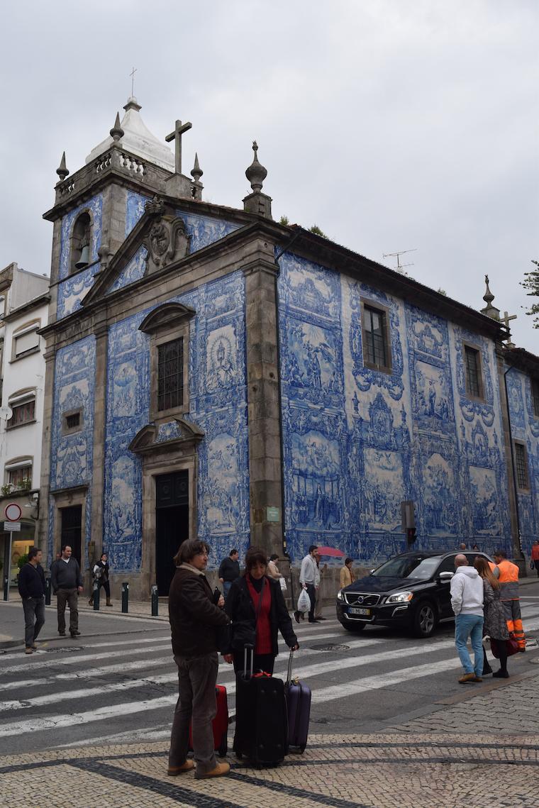 O que fazer no Porto capela das almas