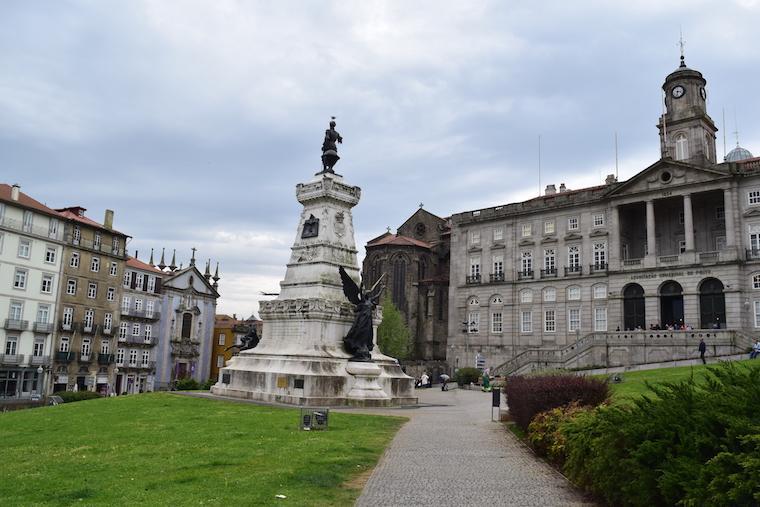 O que visitar no Porto palacio da bolsa