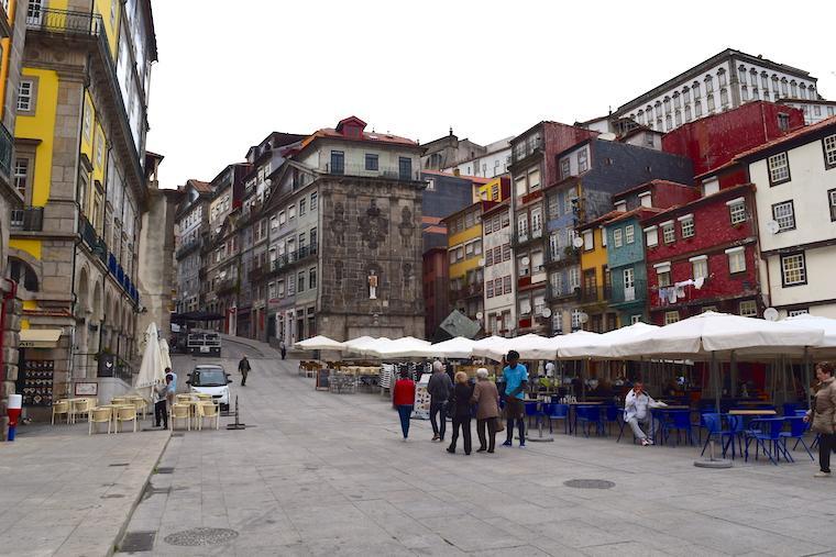 O que fazer no Porto ribeira