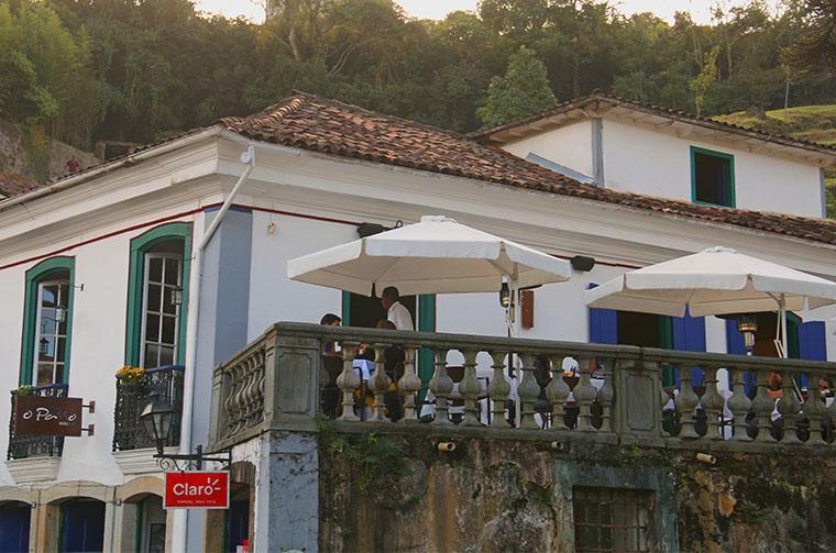 Onde comer em Ouro Preto