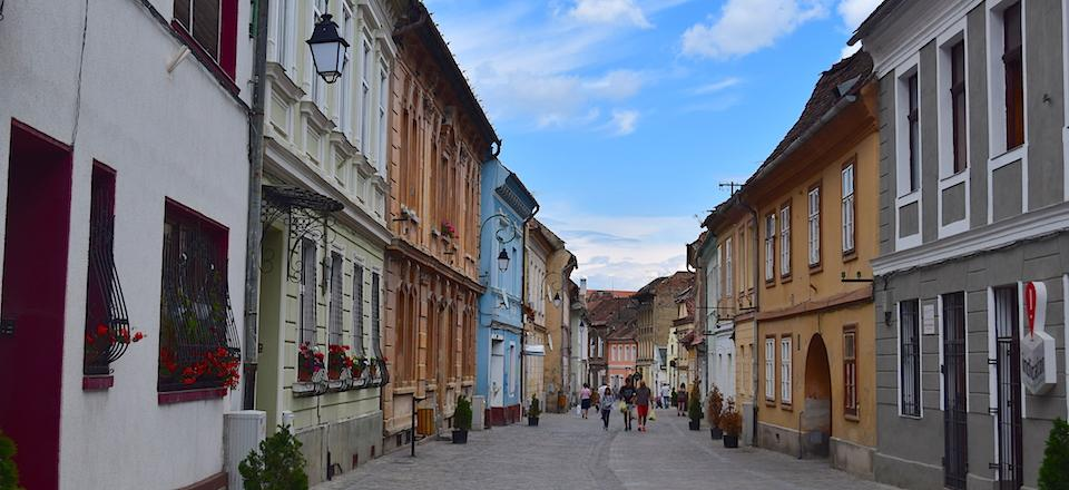 Onde ficar em Brasov Transilvania Romenia