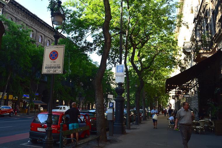 Onde ficar em Budapeste Andrassy