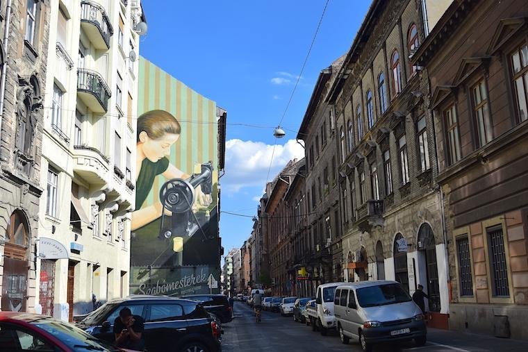 Onde ficar em Budapeste Bairro Judeu