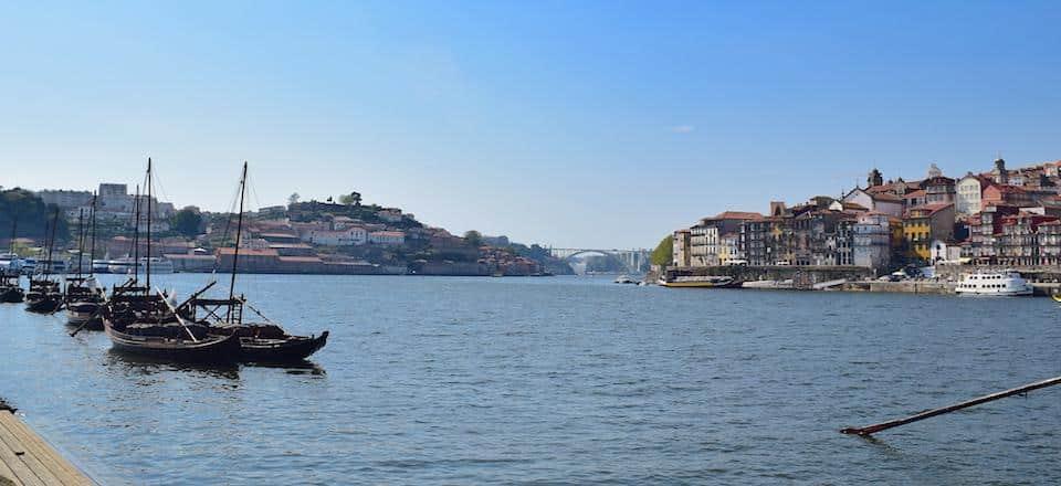 As 5 melhores vistas do Porto, Portugal
