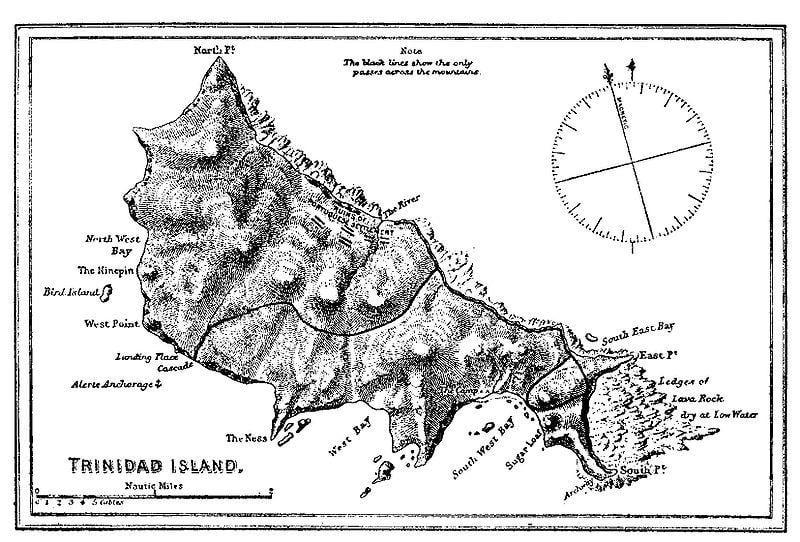 Trinidad-ilha