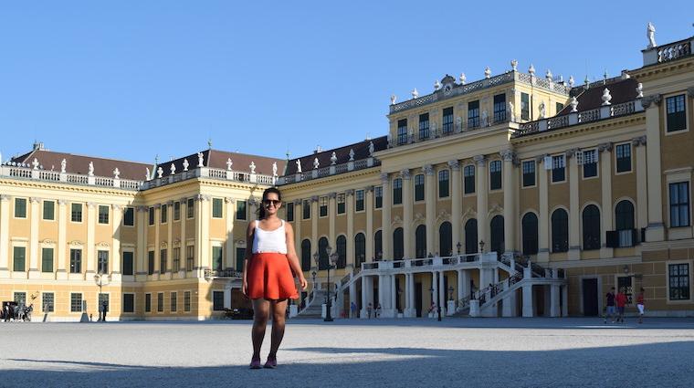 Viajar sozinho Vienna