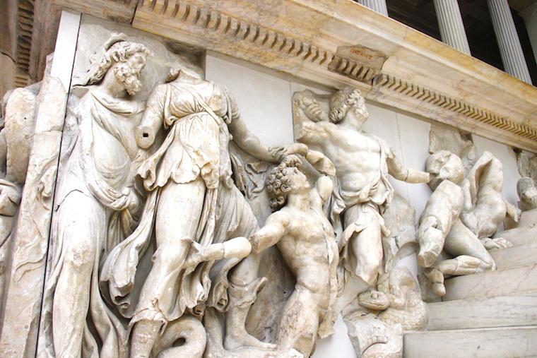 Altar de Pergamon - Museu de Berlim