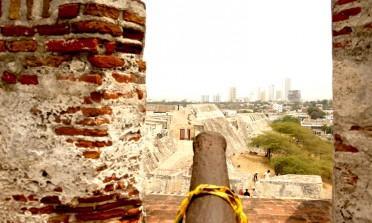 Castelo de San Felipe de Barajas, Cartagena das Índias