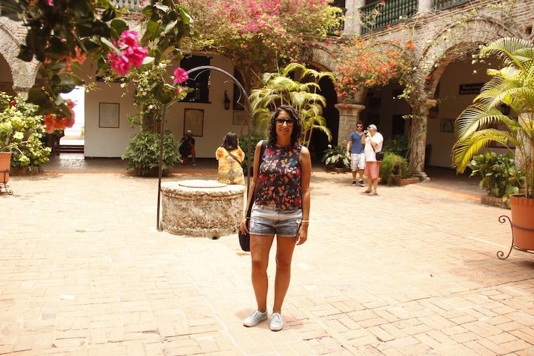Convento em Cartagena das Índias - La Popa
