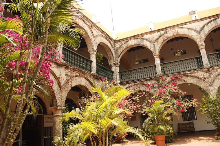Convento Santa Cruz de La Popa - Cartagena das Índias