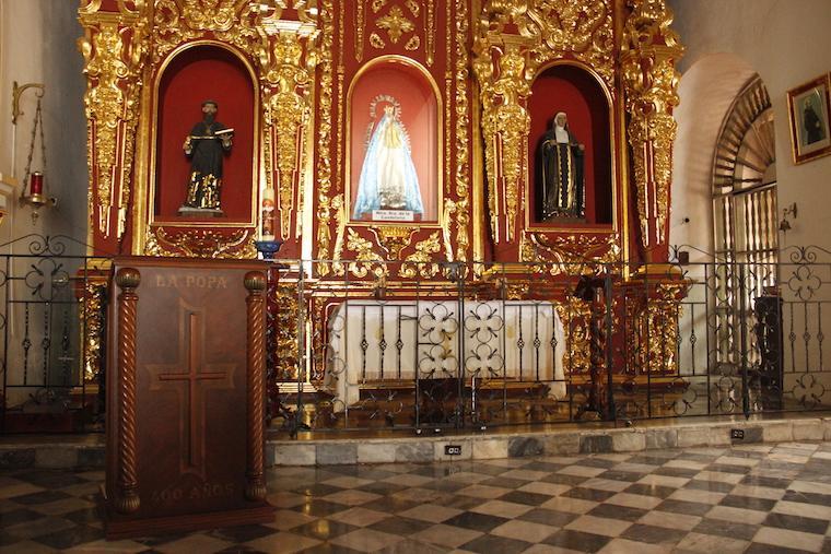 La Popa - Igreja em Cartagena das Índias