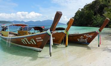 Promoção de passagens para a Tailândia (e outras partes da Ásia)