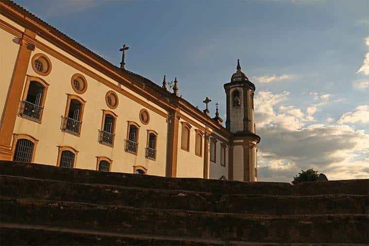 Igreja do Carmo, Ouro Preto