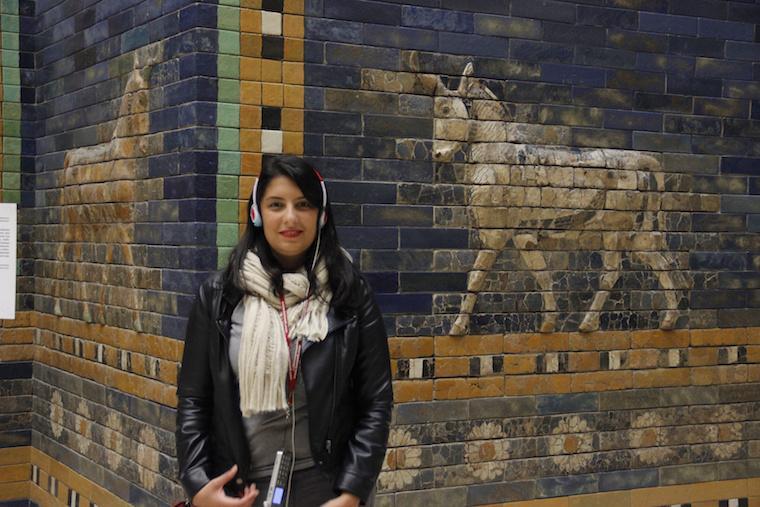 Porta da Babilônia - Museu Pergamon em Berlim