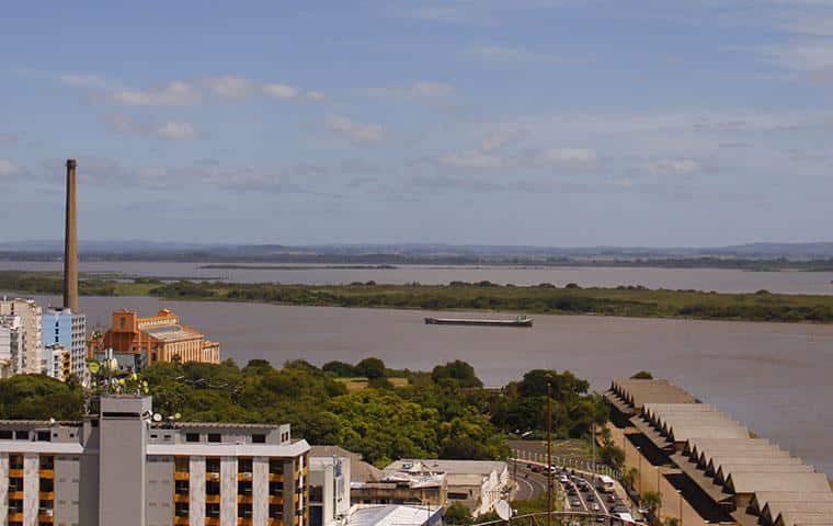 Usina do Gasômetro, Porto Alegre