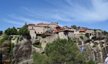Como ir de Atenas para Meteora, na Grécia
