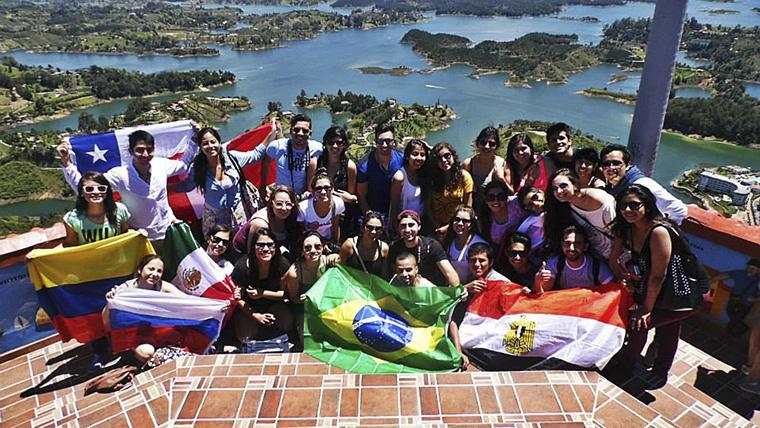Intercambistas AIESEC