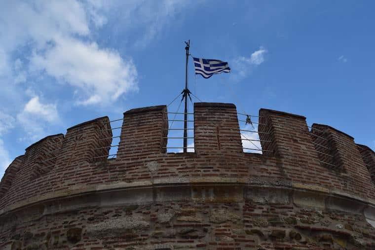 Tessalônica Grécia torre branca