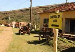 Visita à Mina da Passagem, entre Mariana e Ouro Preto