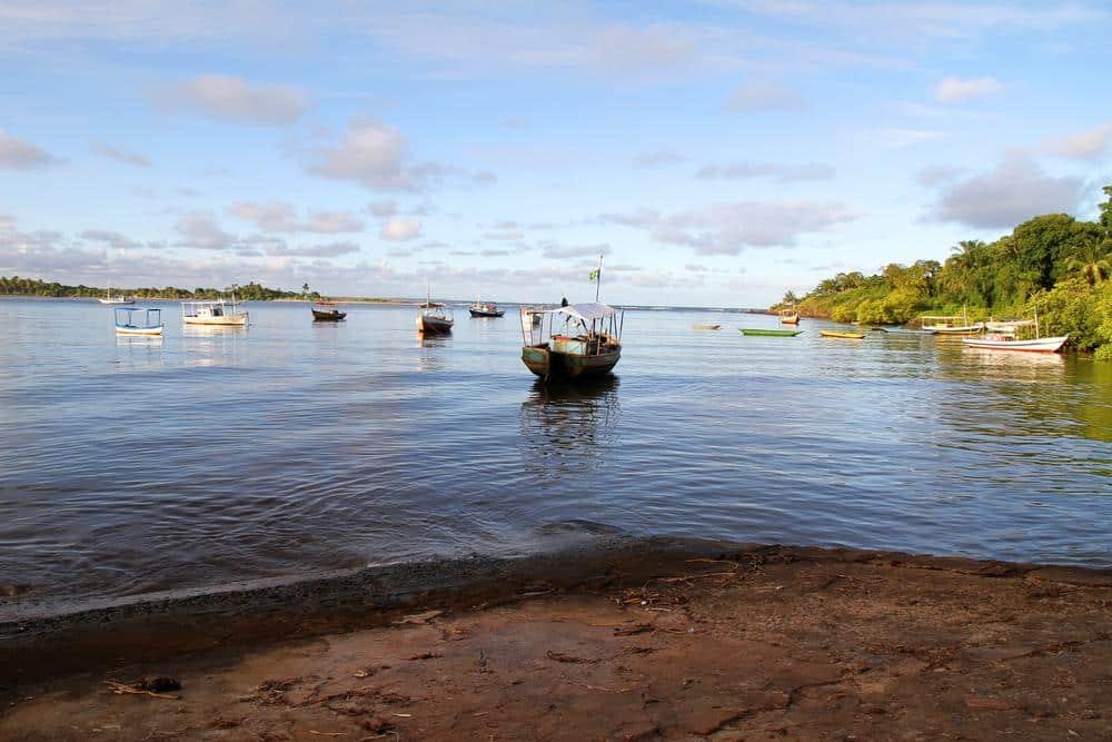 Praia de Itacaré - Bahia