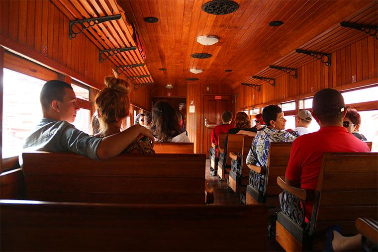 Trem Ouro Preto Mariana