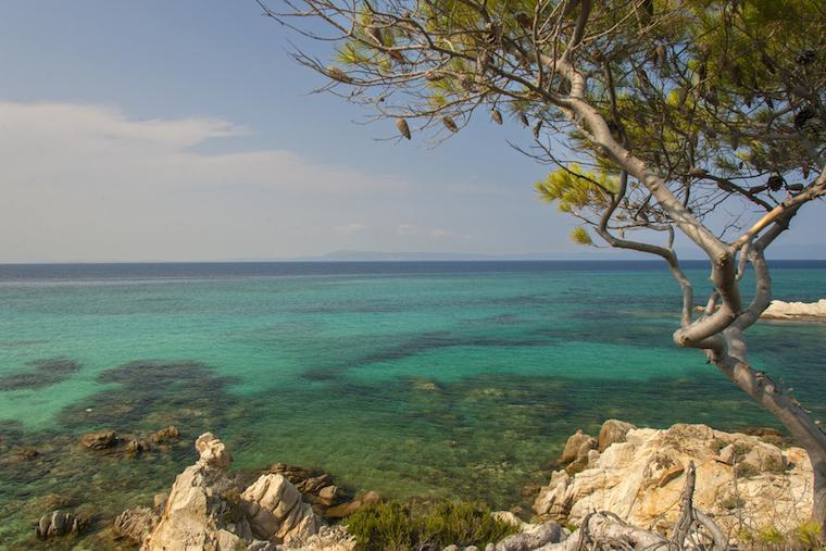 Kavourotripes praias da grécia shutterstock