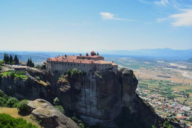 Mosteiros de Meteora St. Stephen