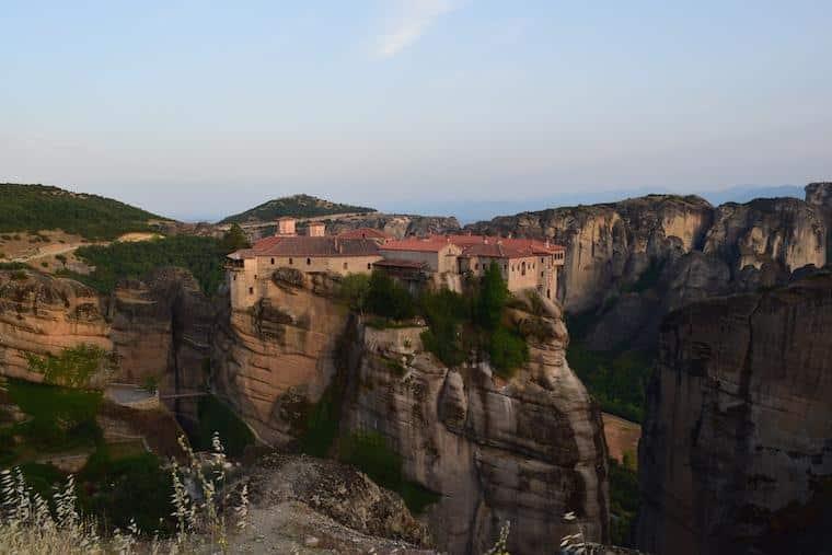 Mosteiros de Meteora Varlaam