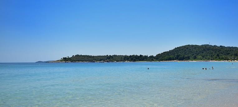 Praias na Grécia: a península de Halkidiki