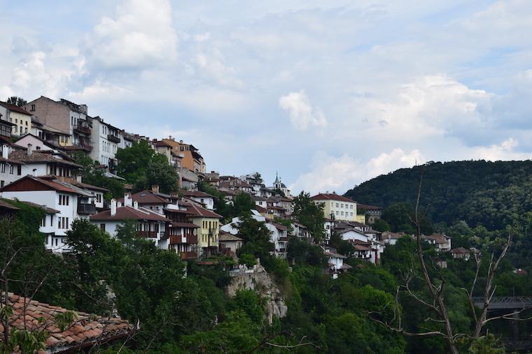 Veliko Tarnovo cidade Bulgária