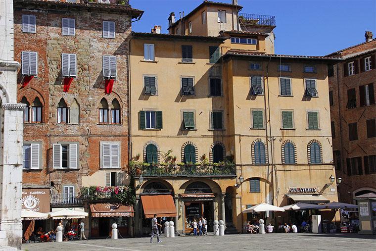 lucca viagem itália