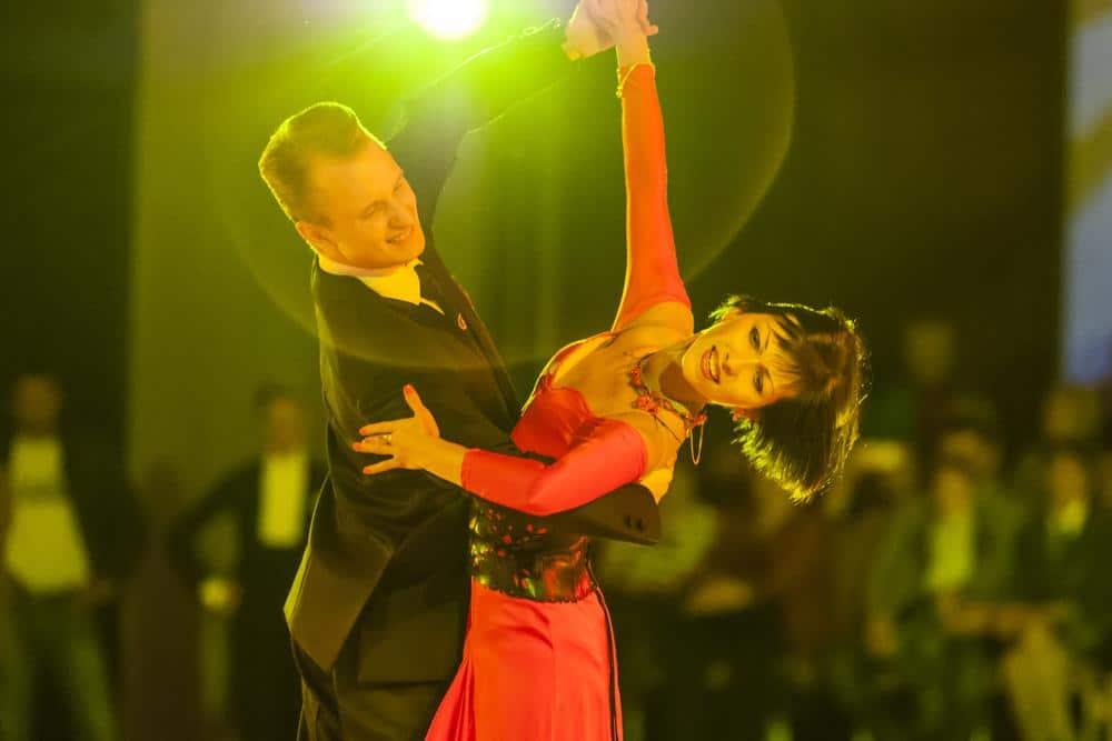 Tango no Centro Cultural Borges