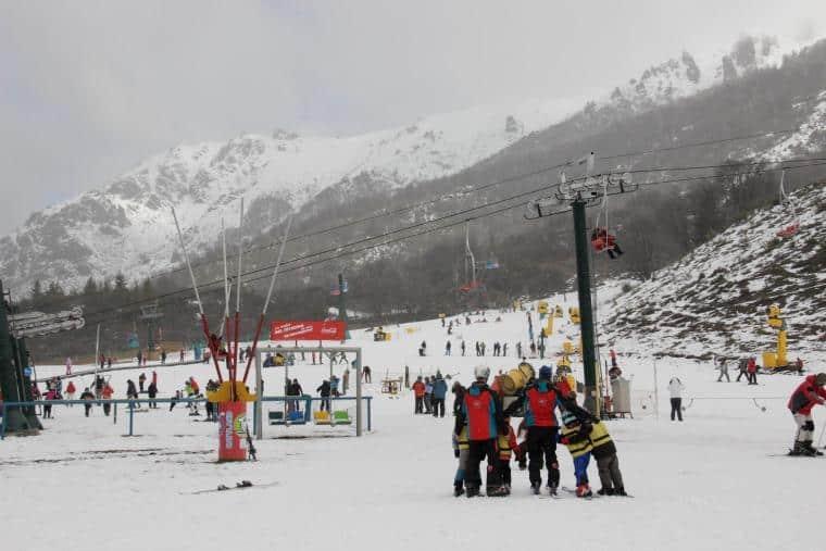 Cerro Catedral - Esqui em Bariloche