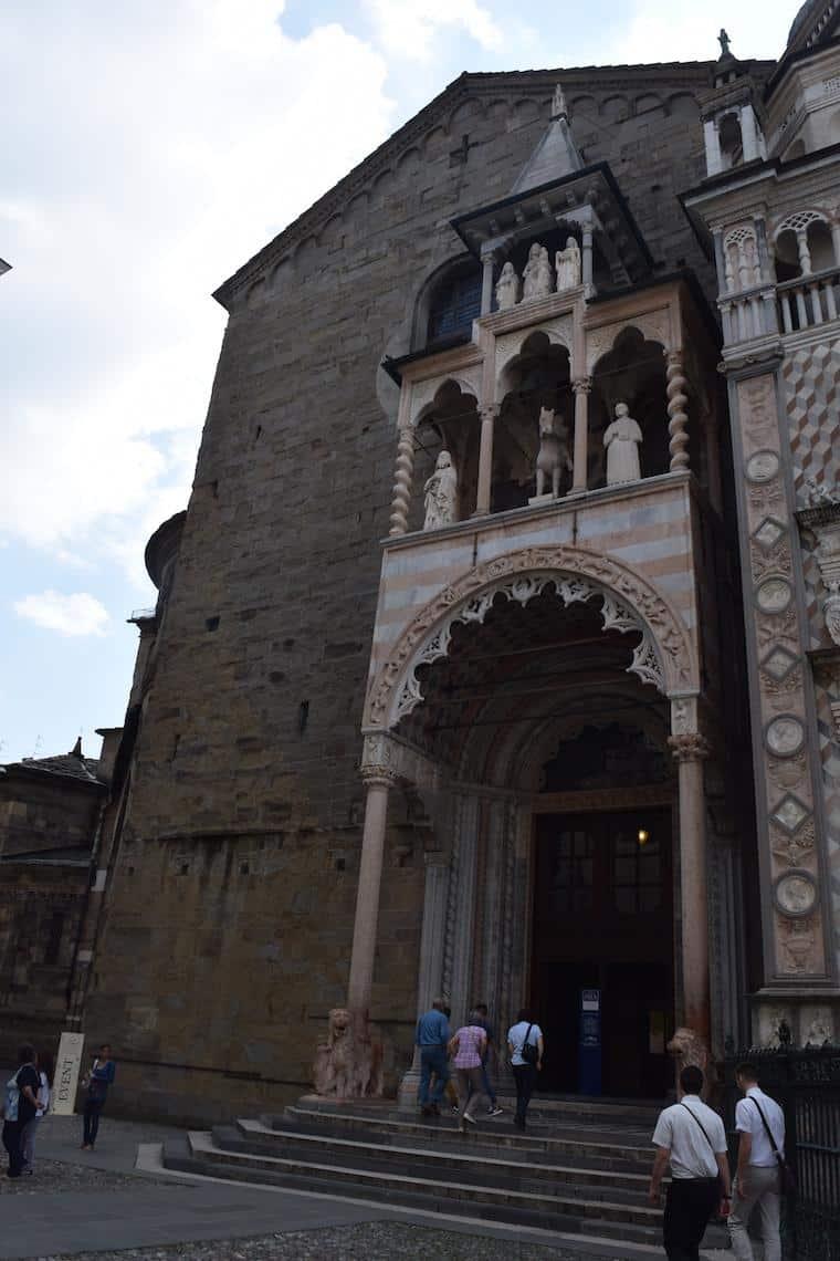 bérgamo itália basilica maggiorebérgamo itália basilica maggiore