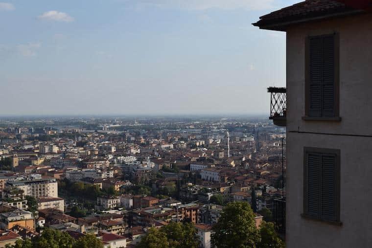 bérgamo itália vista