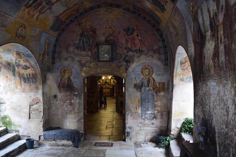 igreja bachkovo plovdiv bulgária