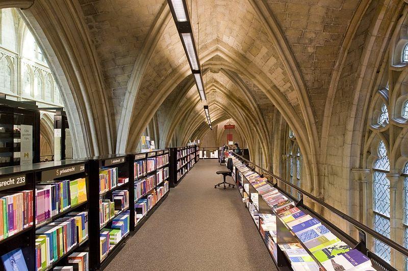 Livrarias mais bonitas do mundo